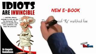 Idiots are Invincible (book)