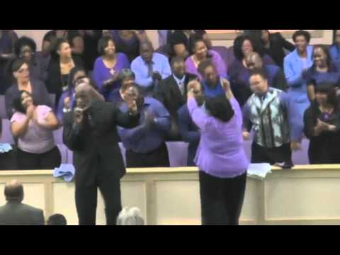 Pastor Larry Coleman and the Restored Life Choir-Baptize Me Jesus