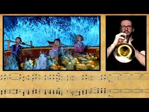 The Road To El Dorado - Save El Dorado || French Horn & Trumpet Cover