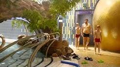 Kylpylähoitoja Saimaalla