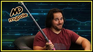 MyPole - Auto-extension Selfie Stick - Drunk Tech Review