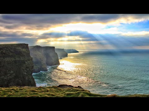 Cliffs of Moher Wild Atlantic Way & Galway City 1 Day Tour