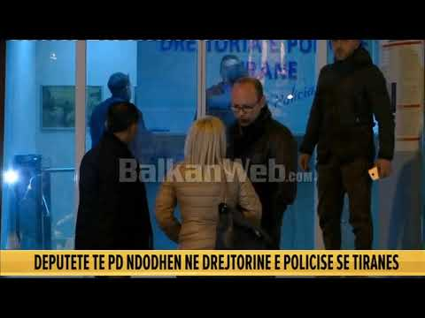 Tension te Drejtoria e Policisë, arrestohen disa protestues