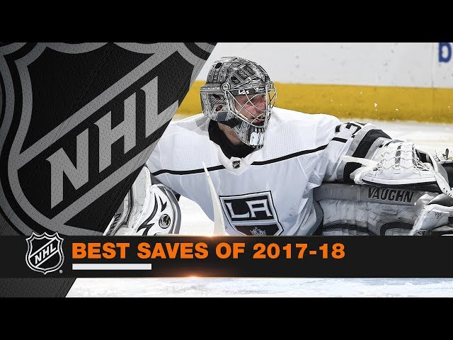 Best Saves from the 2017-18 season