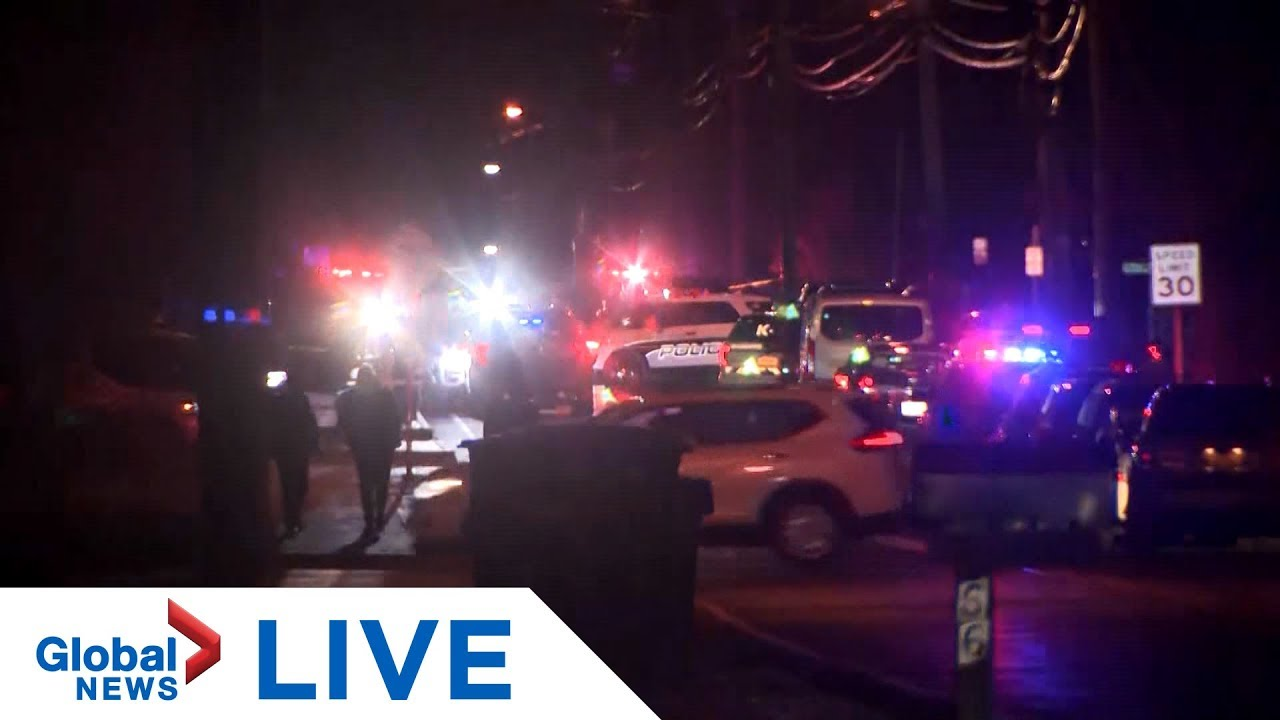 Authorities in New York provide update on stabbing at Hanukkah celebration | LIVE