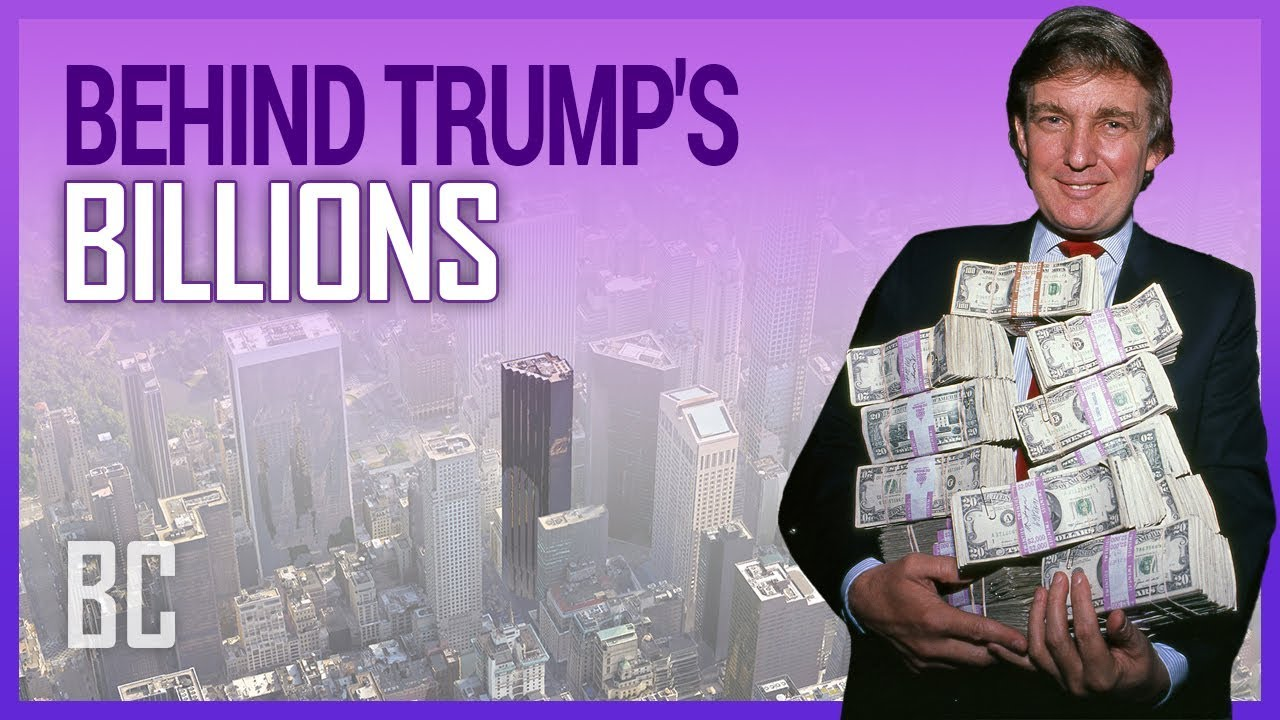 Behind Trump's Billions: How He Really Got His Real Estate