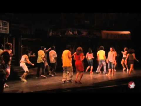 Show Clips: In the Heights with Corbin Bleu