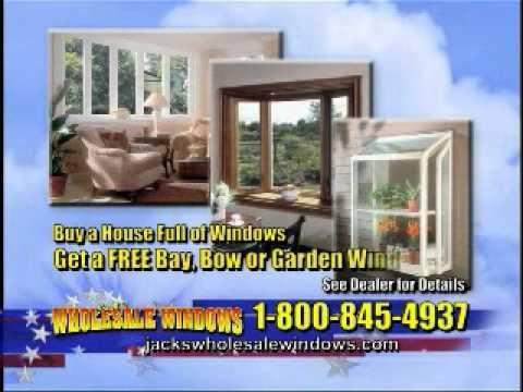Jack's Wholesale Windows