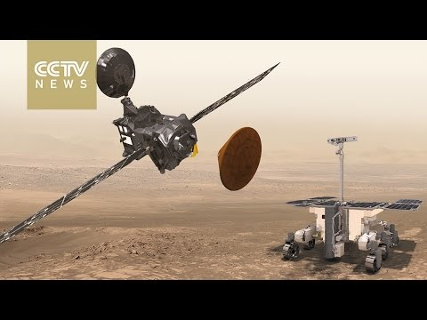 European Space Agency: Contact lost with ExoMars lander