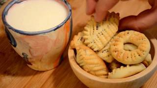 Organic Dates Fruit Cookies - Old Style Middle Eastern Cookies , With My Mother