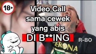Videocall sama cewek yang abis di BO??? #NGELIVE 2