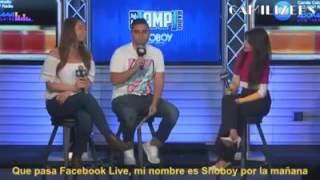 Facebook live entrevista a camila cabello subtitulado