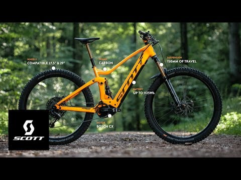 The Ultimate Carbon E-MTB - The ALL NEW 2020 Genius eRIDE