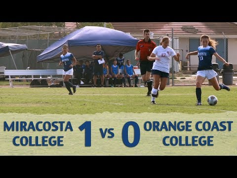 MiraCosta College soccer team started with a win in the season opener