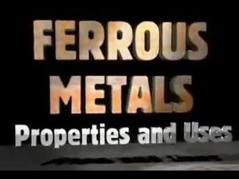 Aircraft Ferrous Metals