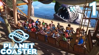 Planet Coaster - Part 1 - Time to Start the Park!