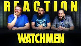 Watchmen | Official Tease | HBO REACTION!!