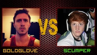 One of GoldGloveTV's most viewed videos: GoldGlove vs OpTic Scump
