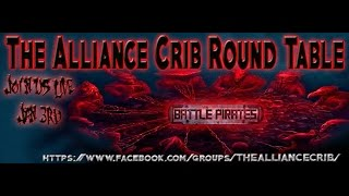 The Alliance Crib ~ Round Table ~ Jan - 3rd