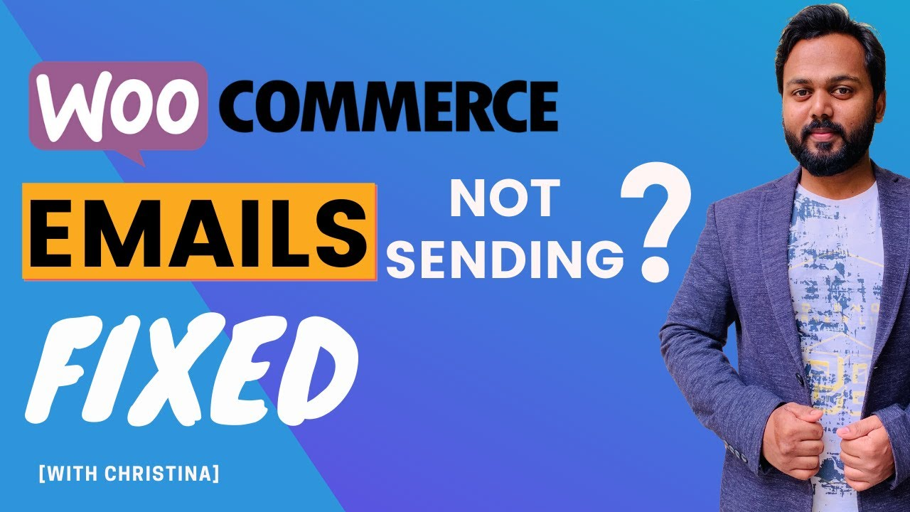 WooCommerce Emails Not Sending Issue Has Been Fixed