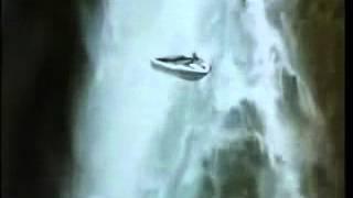 1986 Cadburys Milk Tray (Boat over Waterfall)