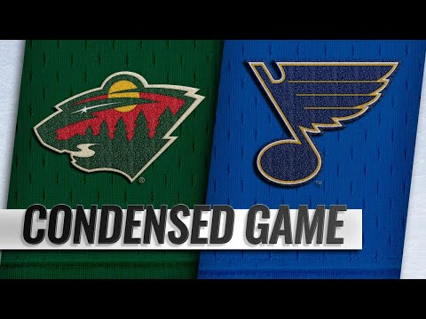 11/11/18 Condensed Game: Wild @ Blues