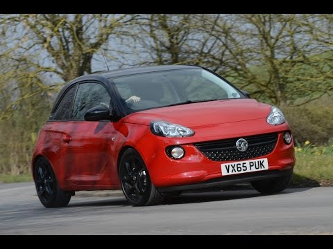 vauxhall adam energised 2017 review youtube. Black Bedroom Furniture Sets. Home Design Ideas