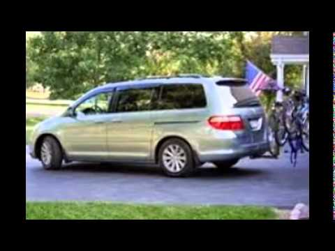 Minivan Bike Rack Youtube