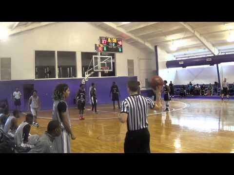 Arkansas Baptist College Basketball 4