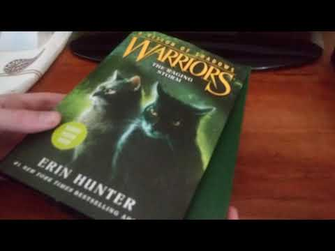 Warriors: A Vision Of Shadow #6 The Raging Storm Showcase