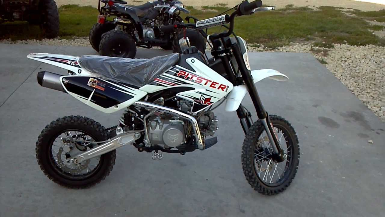 83 2006 Pitster Pro 125 Oem Graphic Kit X2r This Is The X4m Wiring Pit Bikes Thumpertalk 140cc X5 Bike