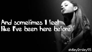 Repeat youtube video Ariana Grande - Honeymoon Avenue (with lyrics)