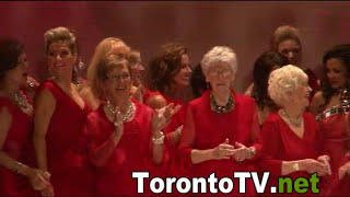 TorontoTV Heart Truth Fashion Show 20130321