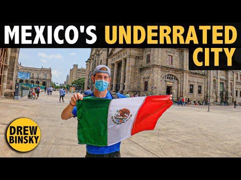 MEXICO'S UNDERRATED CITY (Guadalajara)
