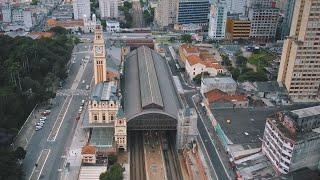 Mini documentário - A influência Britânica no desenvolvimento do setor ferroviário no Brasil.