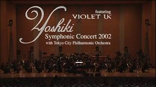 Yoshiki - Symphonic Concert Year : 2002 Conductors: Konstantin Dmit...
