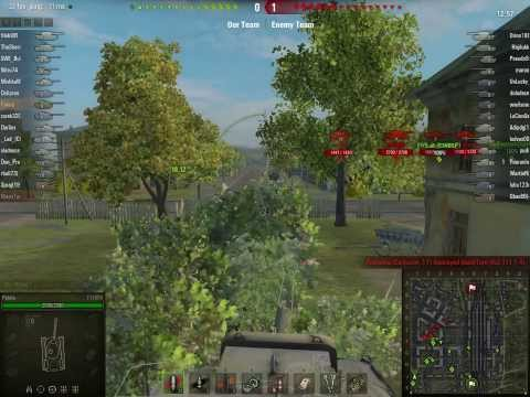 World of Tanks - MWAL - T110E4 Review