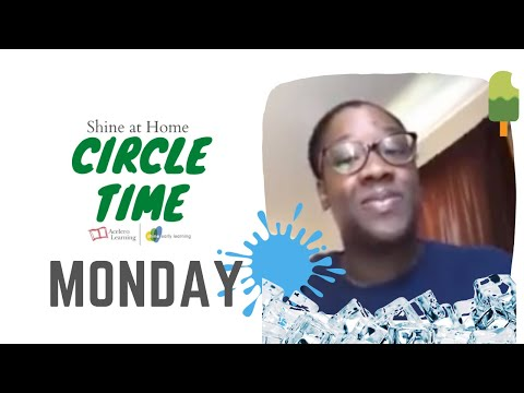 Transformation Wk 2 (Monday) Circle Time With Ms. Ebony