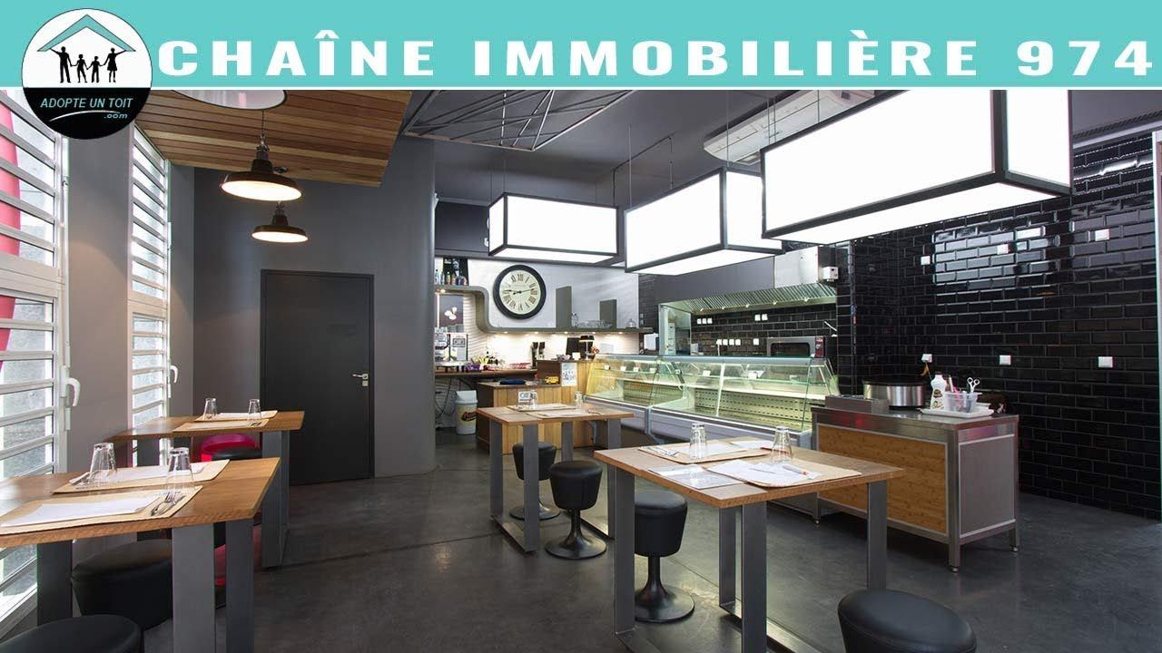 vente restaurant 974