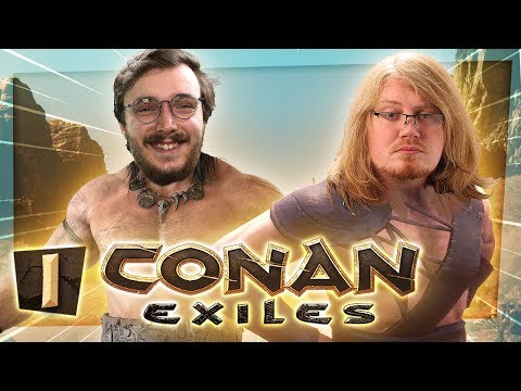 Conan Exiles #1 - THE MIGHTY DONGS