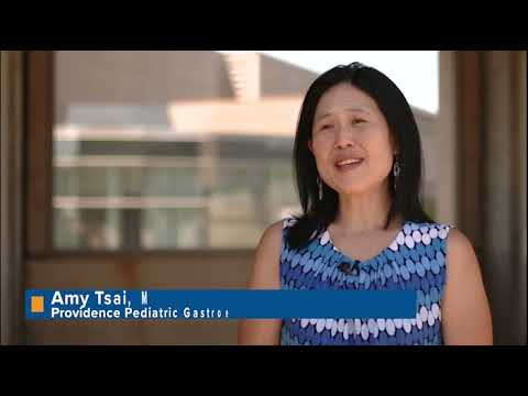 Providence Wellness Watch KGW Aug 2021 30 Kids' Stomach Issues – Dr. Tsai
