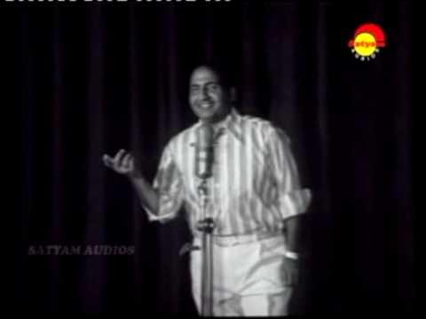 Tum Ne Mujhe Dekha - Rafi sahab Live Video