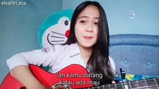 Download Lagu Parodi (BAGAIKAN LANGIT) - POTRET Cover by Elsa Fitri mp3