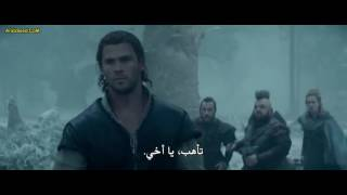the huntsman winter's war  مترجم