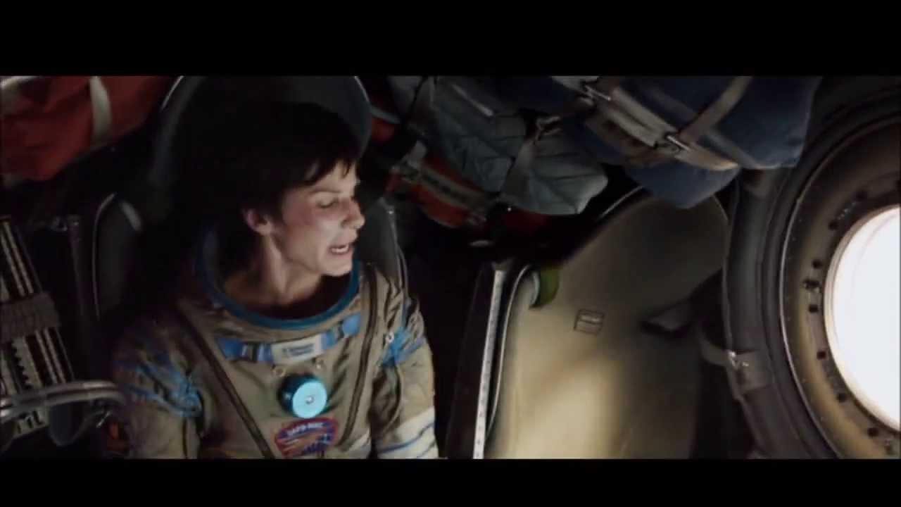 Download Gravity - Clip (9/11): Shenzhou Re-entry