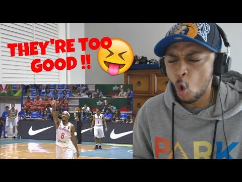 PHILIPPINES VS QATAR FIBA ASIA CUP 2017 REACTION (GIVEAWAY!!! )