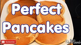How To Make Perfect Pancakes Happy New Year