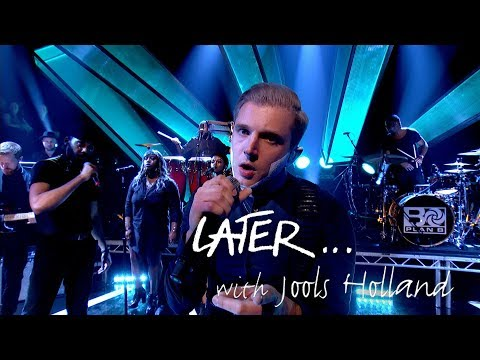 Plan B is back with Guess Again on Later... with Jools Holland