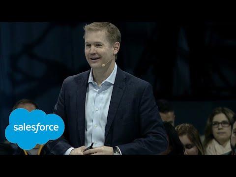 Salesforce for Marketing Keynote: The Smartest CRM for 1-to-1 Customer Journeys