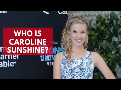 Who is Caroline Sunshine?